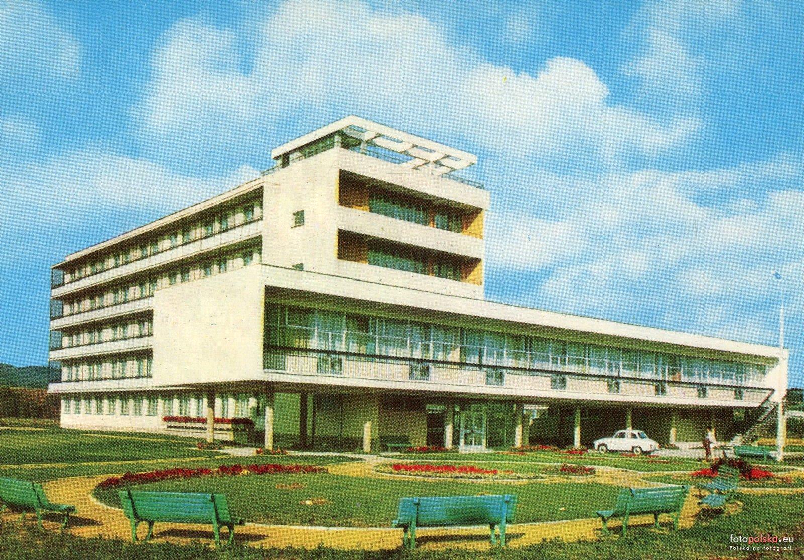 sanatorium w sopocie